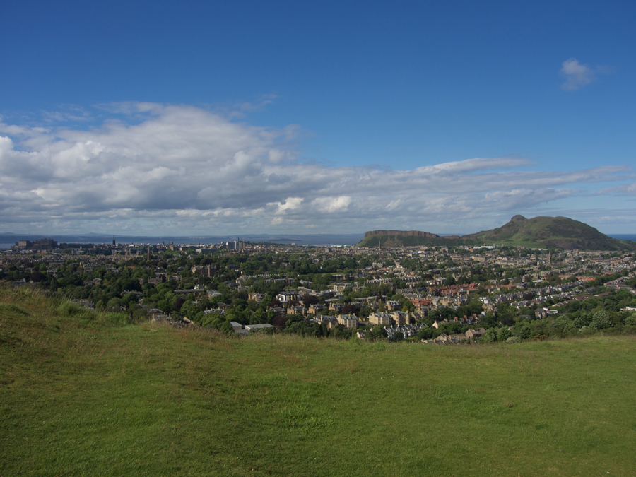 Blackford Hill, Scozia