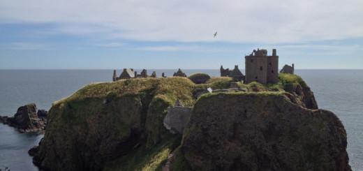 Dunnottar Castle, Scozia