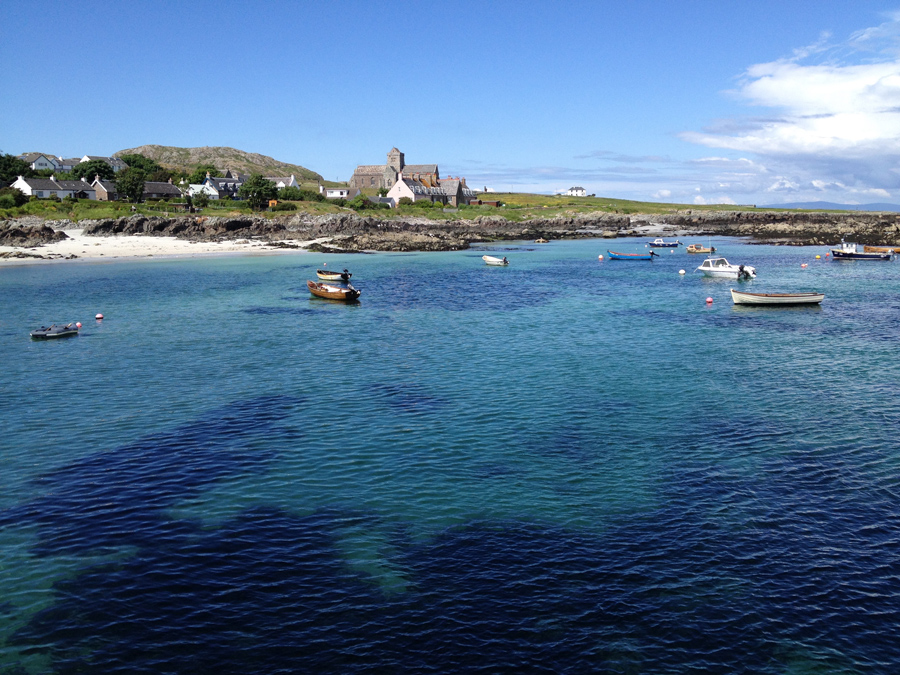 Isle of Iona, Scozia