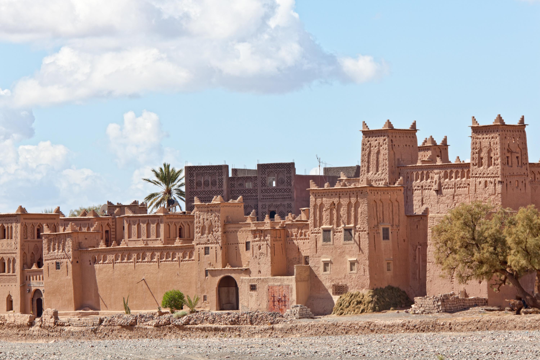 kasbah marocco