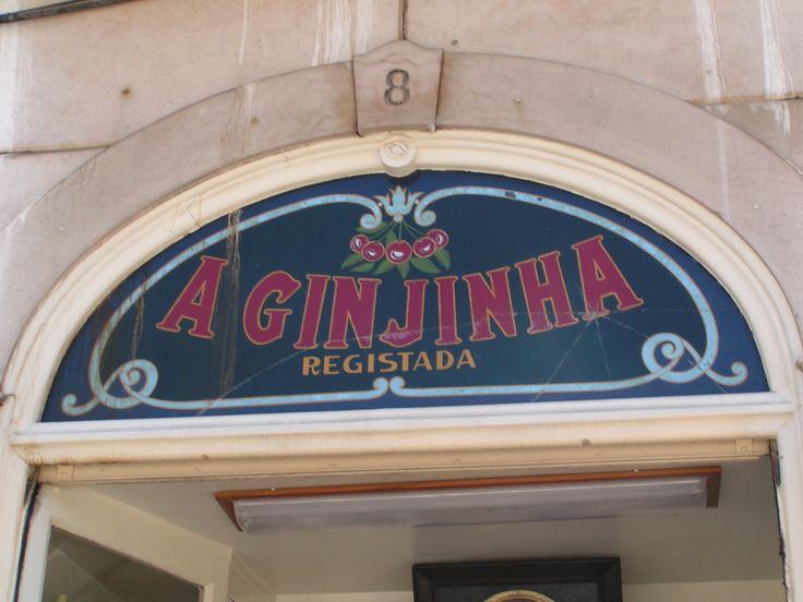 A ginjinha do Rossio Lisbona