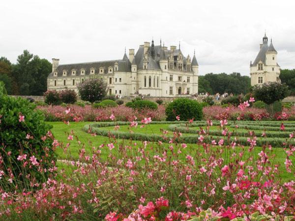 viaggio castelli della loira