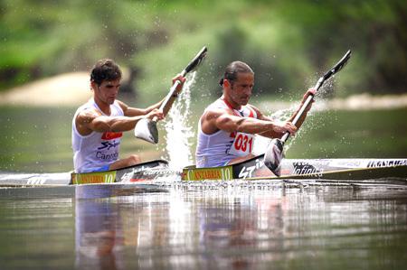 festa delle canoe