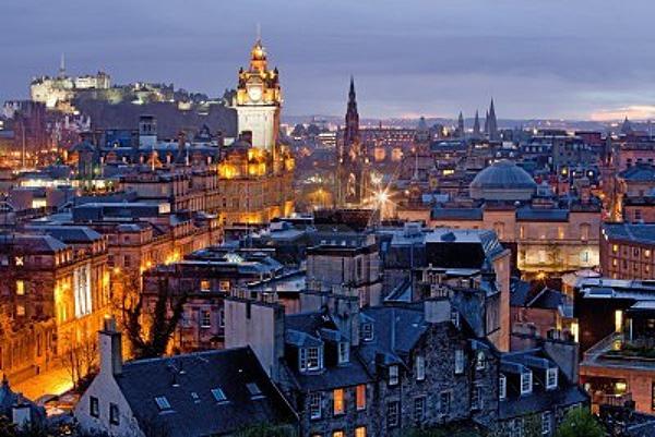 Edinburgh, Scozia