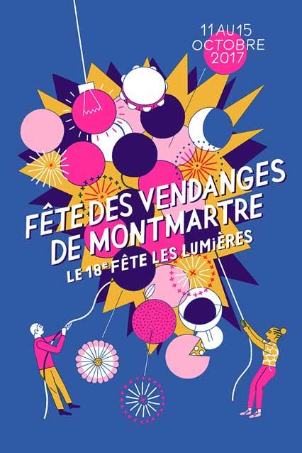 festa della vendemmia parigi