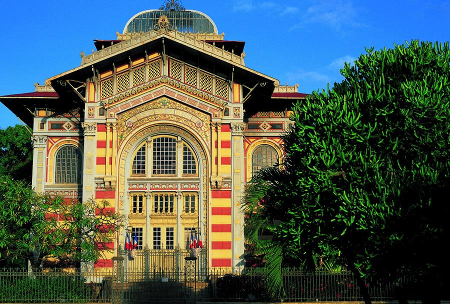 Biblioteca Schoelcher a Fort-de-France