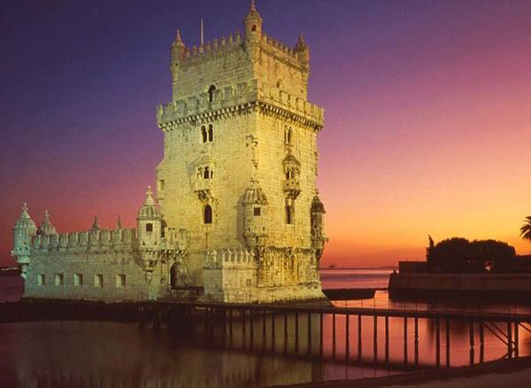 Torre di Belém di Lisbona