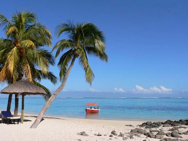 Le bellissime spiagge di Mauritius