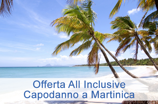 offerta capodanno caraibi