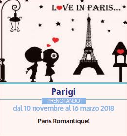 vacanza parigi