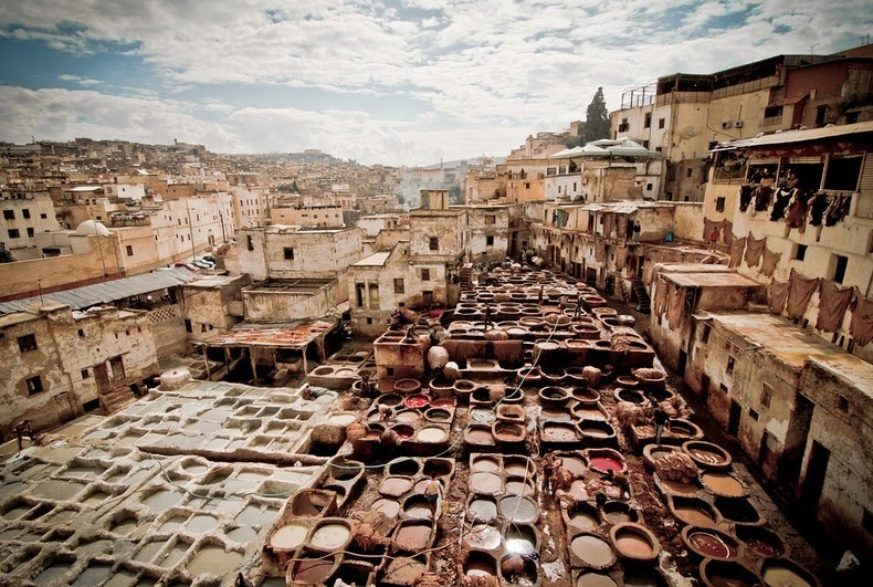 Vacanza in Marocco