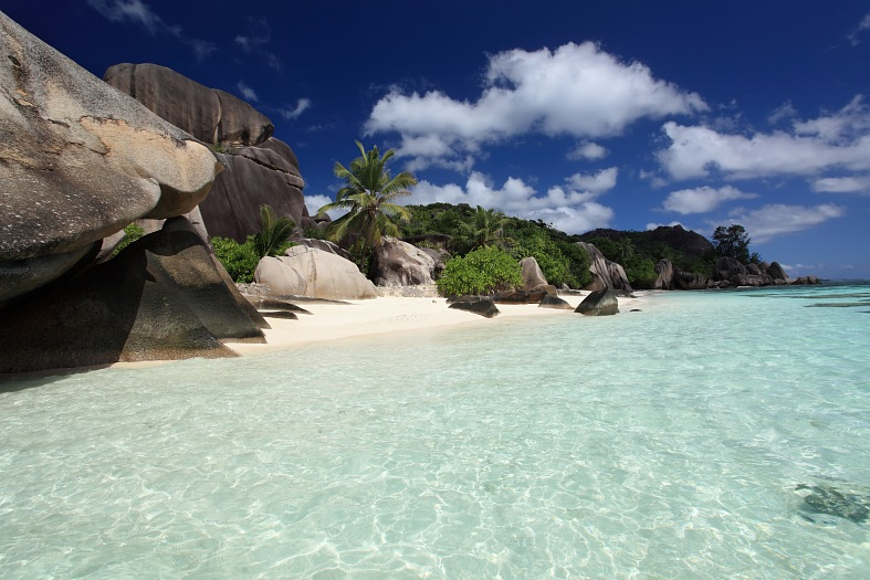 Tour La Digue, Seychelles