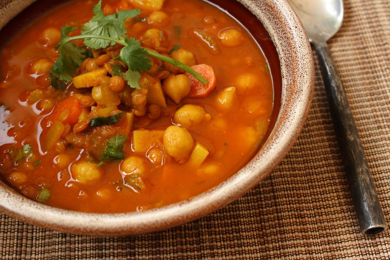 ricetta harira marocco