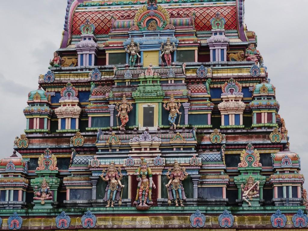 tempio tamoul le colosse